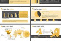presentation - slide / Idee per presentazioni, slide e grafici