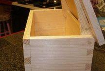 Boxes / Les belles boites