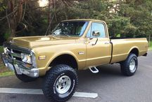 4WD &Truck GMC
