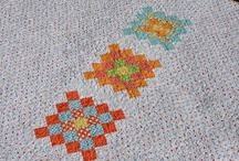 Granny Square Quilts