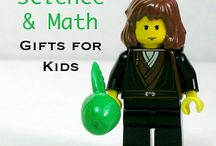 Educatioal Gifts for Kids / Mostly science-based gift ideas