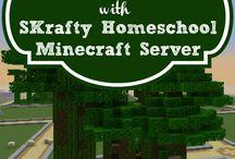 Minecraft Homeschool classes