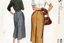 authors love pencil skirts