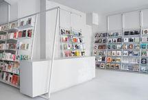 bookshop || coffee shop ideas