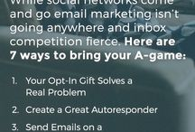 E-mail marketing - done the right way / Tips and tricks for effective marketing