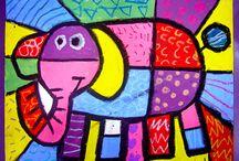 GRAFISME / Grafismes per treballar en infantil