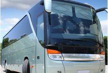Autobuses / ¡Viaja con comodidad y de manera segura!