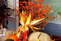 Outdoor Fall Décor & Home Style
