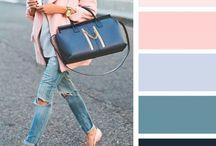 συνδυασμοί χρωμάτων και ρούχων