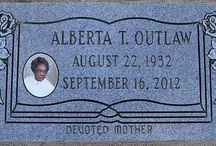 Individual Granite Headstones / Discount prices on individual granite markers designed the way you want. http://www.thecasketstore.com