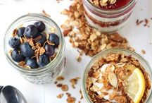 Healthy Breakfasts / by Nilsa Martinez