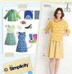 Sewing Pattern Stash / by Michelle Hoffman Walsh