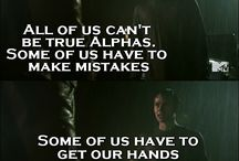 Teen Wolf Quotes