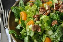 salads recipe! / by Simone Rhodes