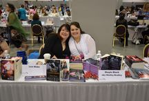 Lexi Blake - My conference photos / The absolute best part of my job is getting to go to conference and meet readers and other authors. We always have a blast.