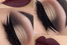 Makeup / Til inspiration