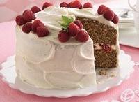 Cake & Frosting Recipes / by Pamela Gilmore