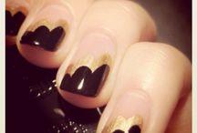 nails. / by Afia Mensah