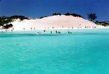 Praia forte Bahia