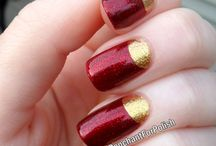 Step Up Your Nail Game! / Manicure, various types.