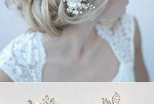 Melus Esküvői haj