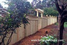 Wooden Fence Ideas