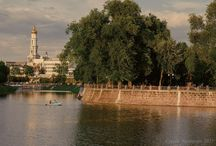 Kharkov city / The beautiful city of Ukraine