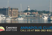 Carefree Boat Club - Annapolis