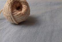 Šití, tkání a jiné ruční práce s textilem...