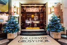 Christmas 2013 / by The Chester Grosvenor