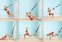 Sangle de suspension /musculation