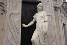 Women sculpures