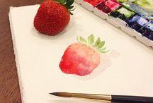 ~ watercolor ~