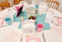 ideas para los más peques / niños invitados a una boda