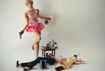 Barbie irriverente