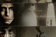 Harry Potter / by Kendra Churchwell