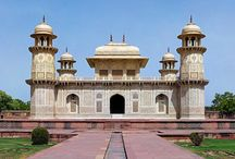 Itmad-Ud-Daulah Tomb in Agra