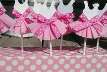 Tsholo baby shower / This is the planning stages of tsholo's baby shower -Dress code high tea -Colour theme lavender,light pink and white