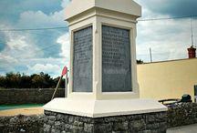 Memorials in Ireland