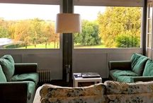 La sala da tè - Golf Club Udine / Ambiente dagli ampi spazi utilizzabili per riunioni, meeting aziendali ed eventi.