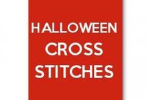 Halloween Cross Stitches