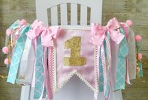 High Chair or Wall Banners