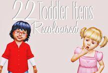 Toddler ts4