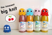 Big knit - innocent smoothie