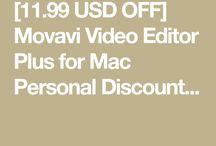 Movavi Video Editor Plus for Mac Personal