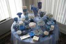 Candy bar/table / by LaTonja Haley