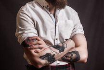 Barbas e Cabelo Novos Estilos e conceitos