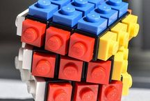 The mighty world of Lego