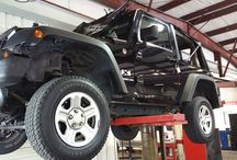 Jeep Automotive Repair and Service in Pensacola, FL / Bobby Likis Car Clinic / PreRepair® Service Shop. Jeep Auto Repair and Service. 850-477-9480 || www.CarClinicService.com