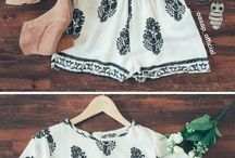 My Pinterest Wardrobe / Dream wardrobe fully with clothes and shoes!